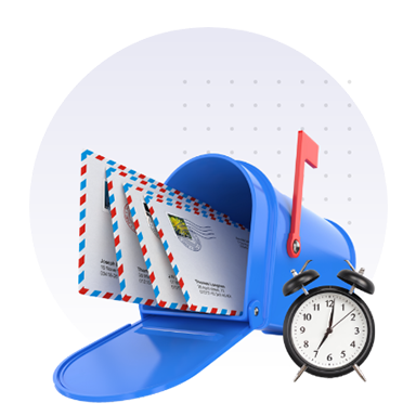 Print and Mail makes sure your customer bills, statement and jury summons arrive on time.